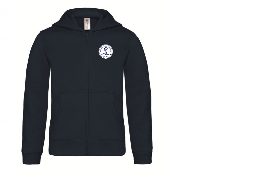 College Zip Hoody Senior